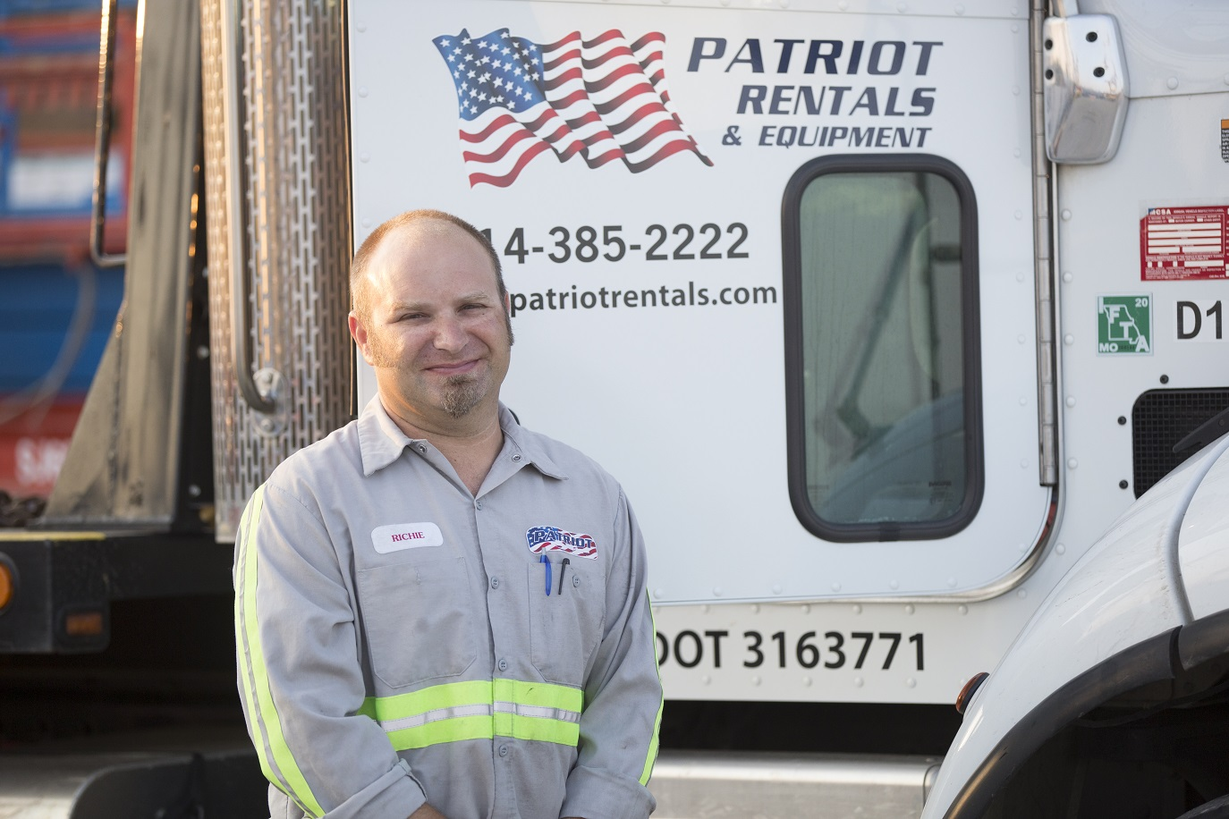 Rich Emmons - Field Service Technician
