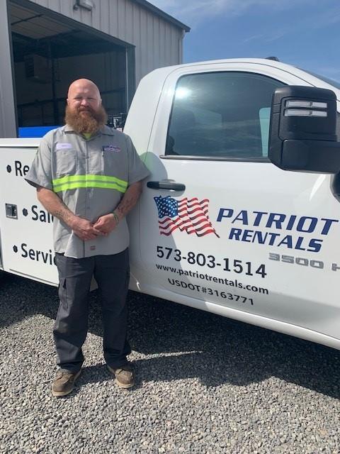 Wes Short - Transport Specialist - Scott City